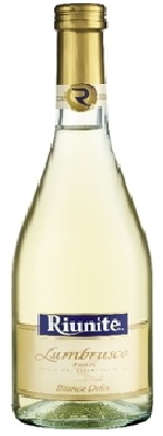 LAMBRUSCO BIANCO 75CL - WIT