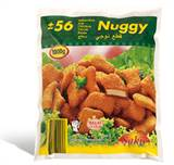 Crispy Filetburger Hot&Spicy 95gr / 2*24st.